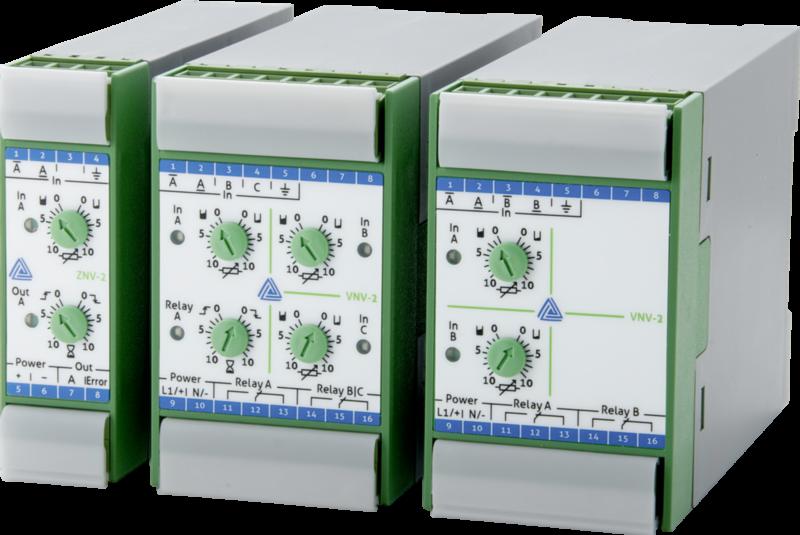 VNV-2, ZNV-2 - 点位传感器 - Img 1 - Anderson-Negele